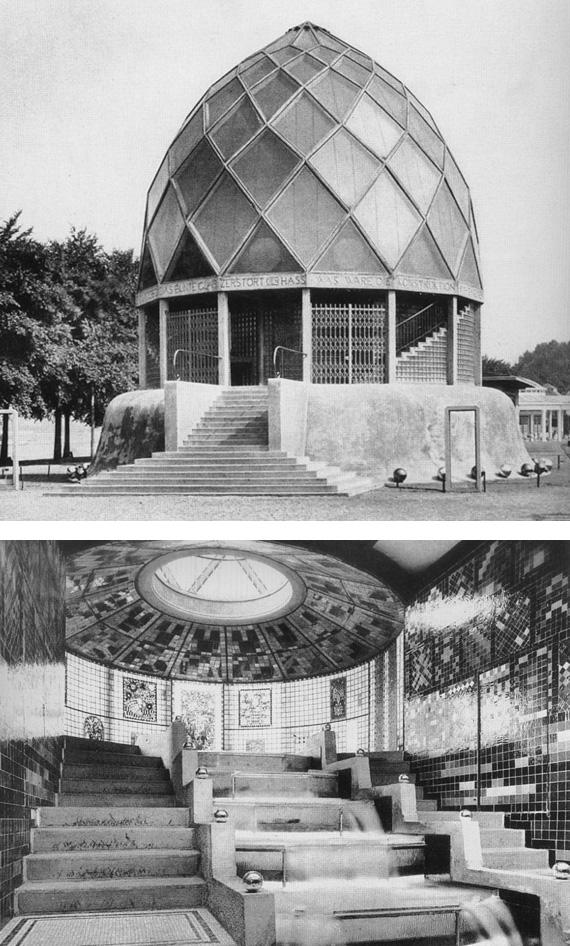 Deutscher werkbund clios calendar daily musings on architectural